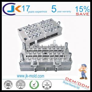 China Fabricant de moulage par injection de double de la voiture TS16949 on sale