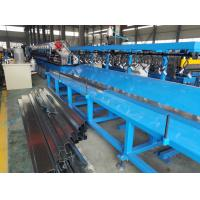15kw U Channel Roll Forming Machine Wire - electrode cutting 0.6 - 2.0mm