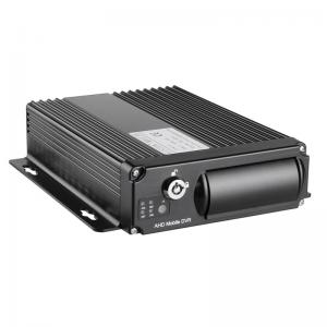 China CCTV Recorder 4 Channel Car DVR School Bus Truck Surveillance System Russian Menu on sale