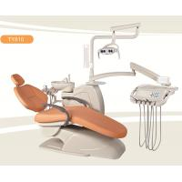 Top-Mounted Type Dental Chair Unit With Left Armrest - Seamless Upholstery