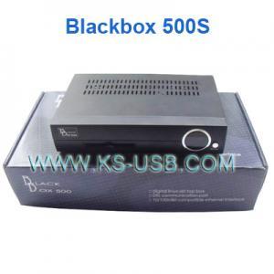 China Blackbbox 500-S Satellite Set-top Boxes $42 on sale