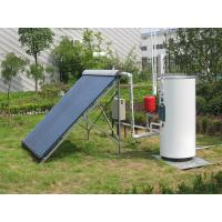 Household 150L Heat Pipe Separate Pressurized Solar Water Heater Systems Customized