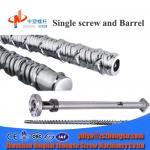 Tornillo de máquina del extrusor de China y manufacture&amp del barril; supplier& exportador