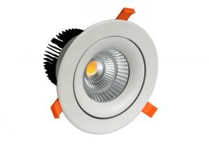 China 6W/8W/10W/12W 500LM/680LM/850LM CREE COB LED Down Light With CRI 90 For Hotel Supermarket on sale