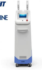 China Nubway Manufacturer Two Handles IPL SHR Hair Removal/Skin Rejuvenation System NBW-SHR212 on sale