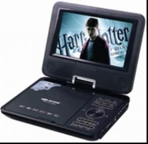 China Portable DVD with Swivelable screen and TV analog DP702 on sale