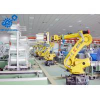 Logistics Handling High Precision Robotic Arm Convenient Installation