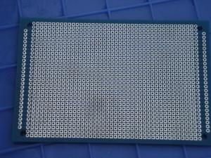 China Fiber Tinned PCB Prototyping Board Breadboard Prototype 16×22 cm on sale
