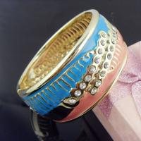 precious stone alexis bittar bangles stainless steel floral affordable fashion jewelry