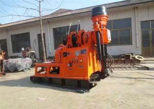 China GK-200 Core Drill Rig 220v 1730 * 860 * 1360 Dimension Deep Well Drilling Machine on sale