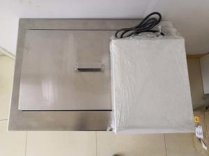 China Single-slot glasses ultrasonic cleaning machine CCS-1012NS on sale