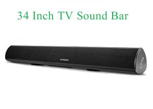 China 60 Watt 2.0 Channel Virtual Surround Sound Bar with Multifunction Input Connection on sale