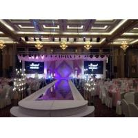 SMD3528 LED Video Screen Rental, Events LED Panel Stage BackgroundP6 1200Hz