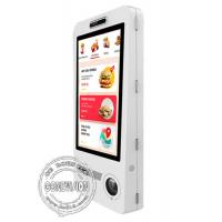 Restaurant WIFI Android Digital Signage 32 Inch Wall Mountable Food Ordering Machine