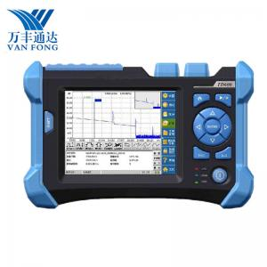China Optical Time Domain Reflectometer TD600 PON 1310 / 1490 / 1550nm optical testing equipment 32 / 30 / 30dB on sale