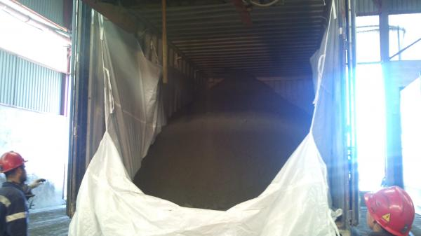 mining open top Bulk Container Liner dry bulk liners for mineral for ... 94a475545a53c