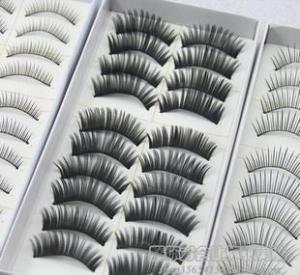 China false eyelashes on sale