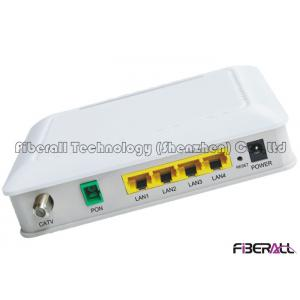 China 1490nm Downstream Fiber Optic Ont Passive Optical Network Equipment 1 PON Port on sale