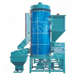 China Foam Beads Continuous EPS Pre Expander Machine With High Performance on sale