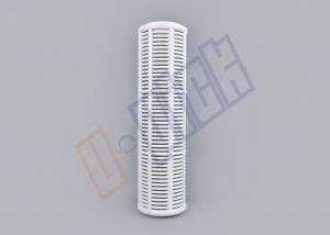 China 10 Inch 80 Mesh Nylon Net Liquid Filter Cartridge 5.6 Ton / H Flow Rate on sale