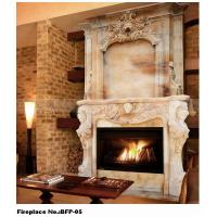 China 古代培養された大理石の暖炉 on sale