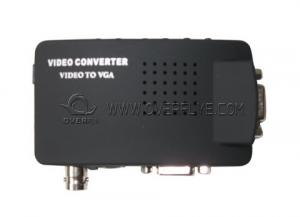 China BNC TV To PC Converter / PC TO TV Converter  apply in LCD / CRT monitors on sale
