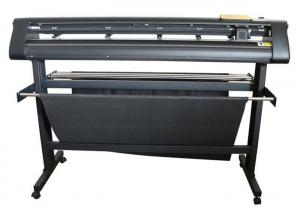 China 48 Inch Vinyl Cutter Plotter / Automatic Vinyl Plotter Machine With Step Motor on sale