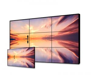 China ultra narrow bezel 42 inch 2x2 LCD video wall with controller on sale