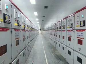 China AC10KV Medium Voltage Soft Starter , 1000KW Thyristor Soft Starter With Integrated Protection on sale