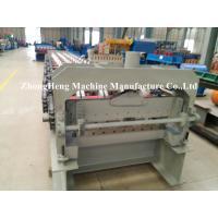 1.2 mm 50hz Floor Decking Steel Door Frame Roll Forming Machine PLC control