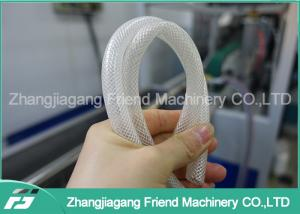 China Different Sizes Fiber Wire Plastic Pipe Machine Pvc Pipe Equipment For Garden on sale
