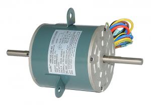 China Electric Air Conditioning Fan Motor 230V 185W with Capacitor Customized on sale