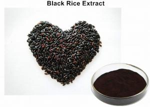 China Healthy Anti - Aging Black Rice Extract, Black Currant Extract Tonifying Kidney supplier