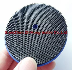 China Heavy duty Hookit Clean Sanding Low Profile Velcro Disc Pad on sale