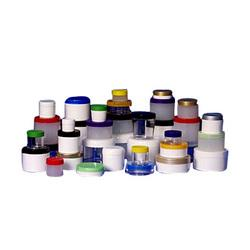 China Cheap cosmetic jars, cream container and mini plastic bottles on sale