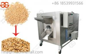 China Types of sesame roaster machine sales in factory price China supplier on sale