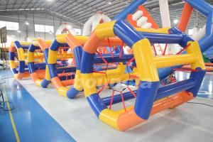 China Colorful Inflatable Water Roller WR05 With Durable Soft Handles on sale