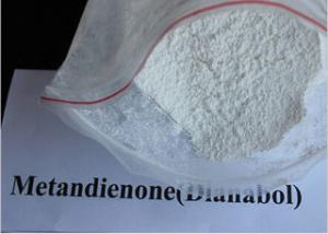 China 99% Purity white raw Oral Methandienone Cutting Cycle Steroids Dianabol 200-787-2 on sale