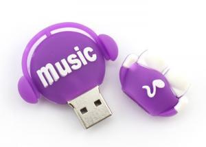 Lot of Ten 1GB USB 2.0 Flash Pen Drive Flash Memory Stick Thumb Drive Purple