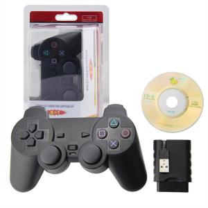 China 3 In 1 Bluetooth Playstation 3 Controller Wireless 2.4G Double AA Batteries Power supplier