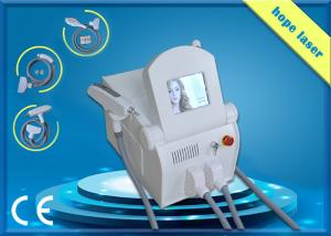 China Fractional Thermal Rf + Ultrasound Cavitation + Ipl Laser Hair Removal Machines For Women on sale