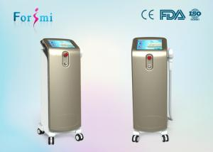 China pain-free 808nm diode laser hair removal diode laser epilation hair removal machine on sale