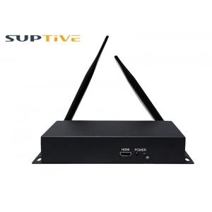 China Industrial Grade Internet Smart Tv Box , Android 4.4 Usb Media Player For Tv 2g 8g on sale