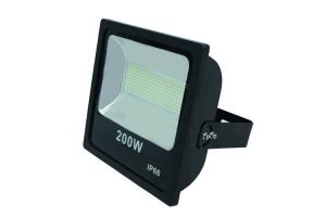 China Solar LED Outside Flood Lights Motion Detector 200 Watts For Garden Security on sale
