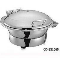 Portable Unique Hydraulic Electric Chafing Dishes 8 Quart Capacity Roll Top Chafer