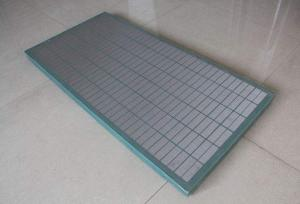 China Shale Shaker Screen|0.3mm to 8mm Thickness for Filtering and Separating on sale