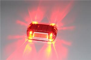 China Architectural Solar Road Marking Stud Floor Tile Flashing Marker Reflector Active Light Polycarbonate on sale