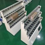 GB / T4851 Adhesion Testing Machine For Films , PLC 30 Positions Tapes Tester