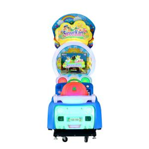 China Coin Operated Electronic Kiddy Ride Machines For Entertainment Center on sale