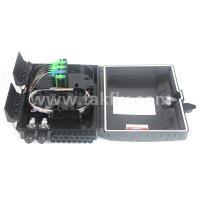 Customized 16 Port fiber terminal box popular item fiber optic termination box 2 colors